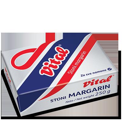 MARGARIN VITAL STONI 250G