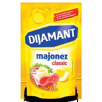 MAJONEZ DIJAMANT CLASSIC 285 ML