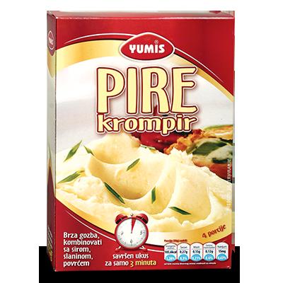 KROMPIR PIRE YUMIS 120G