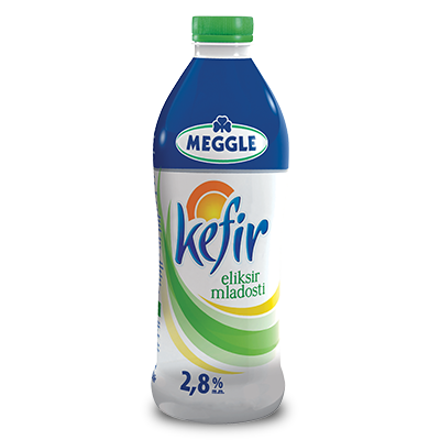 KEFIR MEGGLE 2.8%MM 1KG PET