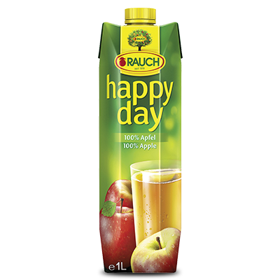 SOK RAUCH HAPPY DAY JABUKA 1L