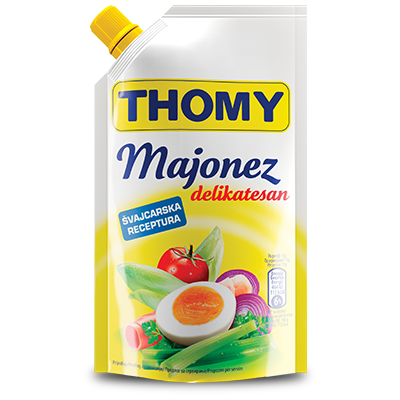 MAJONEZ NESTLE THOMY DOJPAK 280 ML