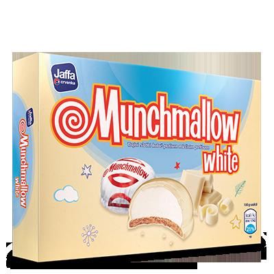KEKS JAFFA MUNCHMALOW WHITE 105G