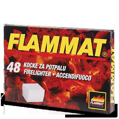 KOCKA ZA POTPALU FLAMMAT 48/1