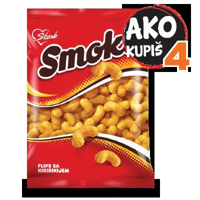 FLIPS ŠTARK SMOKI 50GR(AKO SE KUPE ČETIRI)