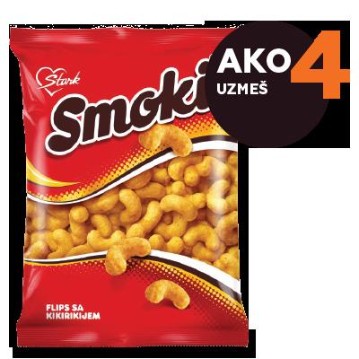 FLIPS ŠTARKSMOKI50GR(KUPI 4)